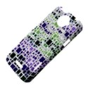 Block On Block, Purple HTC One X Hardshell Case  View4