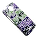 Block On Block, Purple HTC One X Hardshell Case  View5