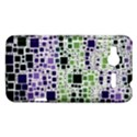 Block On Block, Purple HTC Radar Hardshell Case  View1
