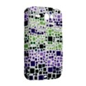 Block On Block, Purple HTC ChaCha / HTC Status Hardshell Case  View2