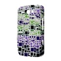 Block On Block, Purple HTC ChaCha / HTC Status Hardshell Case  View3