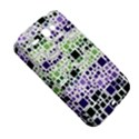 Block On Block, Purple HTC ChaCha / HTC Status Hardshell Case  View5