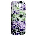 Block On Block, Purple HTC Sensation XL Hardshell Case View2
