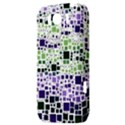 Block On Block, Purple HTC Sensation XL Hardshell Case View3