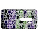 Block On Block, Purple HTC Evo 3D Hardshell Case  View1