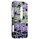 Block On Block, Purple HTC Evo 3D Hardshell Case  View2