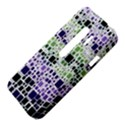 Block On Block, Purple HTC Evo 3D Hardshell Case  View4