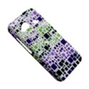 Block On Block, Purple HTC Droid Incredible 4G LTE Hardshell Case View5