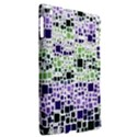 Block On Block, Purple Apple iPad 3/4 Hardshell Case (Compatible with Smart Cover) View2