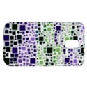 Block On Block, Purple Samsung Galaxy S II Skyrocket Hardshell Case View1