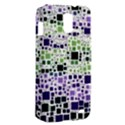 Block On Block, Purple Samsung Galaxy S II Skyrocket Hardshell Case View2