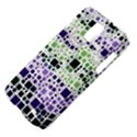 Block On Block, Purple Samsung Galaxy S II Skyrocket Hardshell Case View4