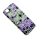 Block On Block, Purple Apple iPhone 4/4S Premium Hardshell Case View5