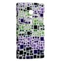 Block On Block, Purple Sony Xperia ion View2