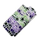 Block On Block, Purple Apple iPhone 5 Hardshell Case (PC+Silicone) View4