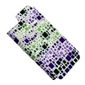Block On Block, Purple Apple iPhone 5 Hardshell Case (PC+Silicone) View5