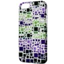 Block On Block, Purple Apple iPhone 5 Classic Hardshell Case View3