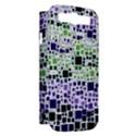 Block On Block, Purple Samsung Galaxy S III Hardshell Case (PC+Silicone) View2