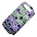 Block On Block, Purple Samsung Galaxy S III Hardshell Case (PC+Silicone) View4