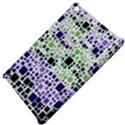 Block On Block, Purple Apple iPad Mini Hardshell Case View4
