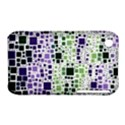 Block On Block, Purple Apple iPhone 3G/3GS Hardshell Case (PC+Silicone) View1