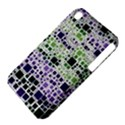 Block On Block, Purple Apple iPhone 3G/3GS Hardshell Case (PC+Silicone) View4