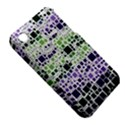 Block On Block, Purple Apple iPhone 3G/3GS Hardshell Case (PC+Silicone) View5