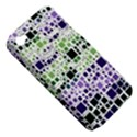 Block On Block, Purple Apple iPhone 4/4S Hardshell Case (PC+Silicone) View5