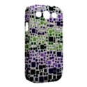 Block On Block, Purple Samsung Galaxy S III Classic Hardshell Case (PC+Silicone) View2