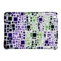 Block On Block, Purple Apple iPad Mini Hardshell Case (Compatible with Smart Cover) View1