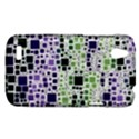 Block On Block, Purple HTC Desire V (T328W) Hardshell Case View1