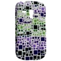 Block On Block, Purple Samsung Galaxy S3 MINI I8190 Hardshell Case View2