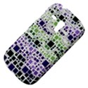 Block On Block, Purple Samsung Galaxy S3 MINI I8190 Hardshell Case View4