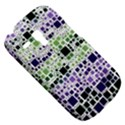 Block On Block, Purple Samsung Galaxy S3 MINI I8190 Hardshell Case View5