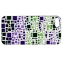 Block On Block, Purple Apple iPhone 5 Hardshell Case with Stand View1
