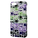 Block On Block, Purple Apple iPhone 5 Hardshell Case with Stand View3