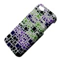 Block On Block, Purple Apple iPhone 5 Premium Hardshell Case View4