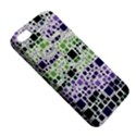 Block On Block, Purple Apple iPhone 5 Premium Hardshell Case View5
