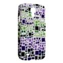 Block On Block, Purple Samsung Galaxy S4 I9500/I9505 Hardshell Case View2