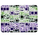 Block On Block, Purple Samsung Galaxy Tab 7  P1000 Flip Case View1