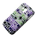 Block On Block, Purple Samsung Galaxy Duos I8262 Hardshell Case  View4