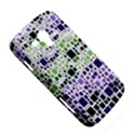 Block On Block, Purple Samsung Galaxy Duos I8262 Hardshell Case  View5