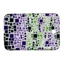Block On Block, Purple Samsung Galaxy Note 8.0 N5100 Hardshell Case  View1