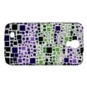 Block On Block, Purple Samsung Galaxy Mega 6.3  I9200 Hardshell Case View1