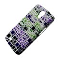 Block On Block, Purple Samsung Galaxy Mega 6.3  I9200 Hardshell Case View4