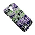 Block On Block, Purple Samsung Galaxy Mega 6.3  I9200 Hardshell Case View5