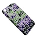 Block On Block, Purple Samsung Galaxy Tab 3 (8 ) T3100 Hardshell Case  View5