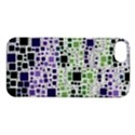 Block On Block, Purple Apple iPhone 5S/ SE Hardshell Case View1
