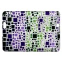 Block On Block, Purple Kindle Fire HDX Hardshell Case View1