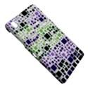Block On Block, Purple Samsung Galaxy Tab Pro 8.4 Hardshell Case View4